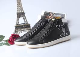louis vuitton sneakers for men high top. new louis vuitton aaa high top shoes for men-2 sneakers men a