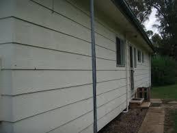horizontal asbestos wall cladding