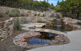 water feature design construction