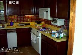should i paint my kitchen cabinets or replace them new kitchen cabinet makeover annie sloan chalk