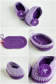 Crochet Baby Shoes Pattern Fascinating Crochet Baby Booties Top 48 Free Crochet Patterns DIY Crafts