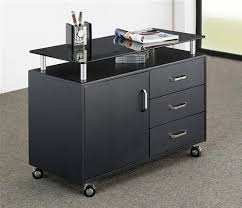 l shaped corner desk. Modern L-shaped Corner Desk With Frosted Glass Top \u0026 Keyboard Tray L Shaped E
