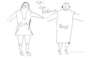 Costume Drawing Template Sot Costume Template