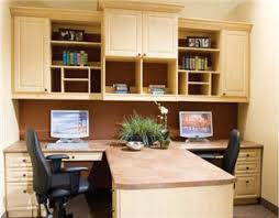 custom home office design. Interesting Home Phoenix Custom Home Offices Gallery Traditional Maple Peninsula Office  Design For Design M