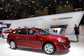 Chevrolet Cruze Station Wagon 2012 Paris Motor Show new models ...
