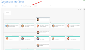 Sla Organisation Chart Kwizcom Sharepoint Org Chart App For Office 365
