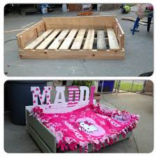 Diy Dog Bed Cute Diy Dog Beds Loft Bed Design Diy Dog Beds With Wooden Pallets