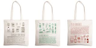 Plastic Bag Design 13 Creative Tote Bag Designs That Will Make You Ditch Your