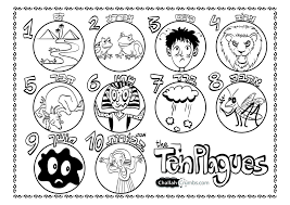 Small Picture 10 Plagues Coloring Pages to Really encourage to color pages