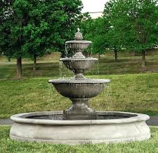 countertop water fountain bas with water wallpaper