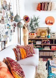 Bohemian Living Room Decor With Bohemian Living Room Decorating IdeasBohemian Living Rooms