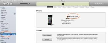 How to Change Your iPhone 4S Device Name