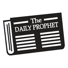 Harry Potter Newspaper Template Rar Descargar The Daily Prophet Free Harry Potter Pumpkin