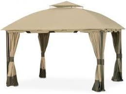 garden winds replacement canopy for the south hton gazebo riplock 350