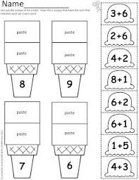 Menu Math Worksheet   Kelpies also 165 best Ice cream theme images on Pinterest   Ice cream theme additionally Ice Cream Theme Page at EnchantedLearning furthermore  likewise Summer Kindergarten Worksheets   Planning Playtime as well  additionally Ice Cream Sandwich Day August 2nd CLIP – Fun and educational additionally Dot to Dot 1 Through 17  Ice Cream   MyTeachingStation also Number 8 preschool activity   Free Printable Worksheets further  moreover Back To School Math Teaching Resources and Lesson Plans. on ice cream math worksheets printable