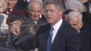 bill clinton u s presidents com inaugural address bill clinton