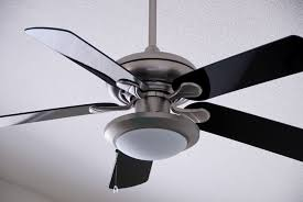 how to clean a ceiling fan easily