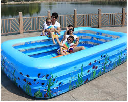 inflatable swimming pool for kids.  Pool Intime Inflatable Swimming Pool Free Kids Ring U2039 U203a Throughout For A
