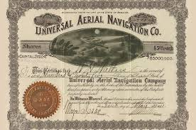 Stock Certificats The 10 Coolest Stock Certificates Bankrate Com