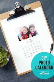 make a gorgeous personalized calendar with these free printable pages for 2019 easy inexpensive