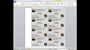 Make Your Custom How To Make Business Cards Template On