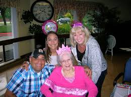Meet 104-year-old Fern Gleason, whose wish is granted by Keizer Fire