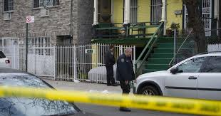 a bronx man was fatally shot in broad daylight friday in a drive by incident cops said reginald taylor 26 was walking on freeman st in foxhurst around