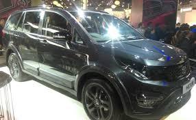 new car launches by tataAuto Expo 2016 Tata Showcases AriaBased Hexa SUV  NDTV CarAndBike