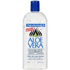 fruit of the earth aloe vera gel etos