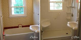 bathroom replace bathtub with shower archive tag and excellent 5 replace bathtub with shower