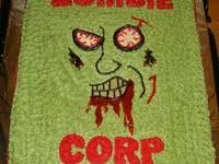 10+ Best <b>Zombie Cake</b> ideas | <b>zombie cake</b>, cake, zombie birthday