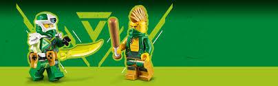 LEGO NINJAGO Lloyd Avatar Arcade Pod 71716 Building Kit