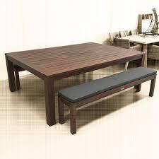 dallas 3 piece bench setting 220cm x
