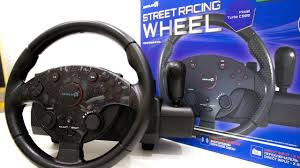 ОБЗОР <b>РУЛЯ Artplays Street Racing</b> Wheel Turbo C900 - YouTube