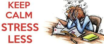 Сессия и стресс Помогите себе сами