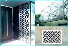 outdoor screen panels decorative wall screens indoor brisbane nz