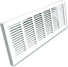 Filter Grill Sizing Chart Return Duct Size Miahome Co