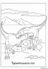 Dinosaurussen Kleurplaten Kleurplateneu Pertaining To Kleurplaten