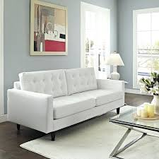 ikea white leather sofa impressive best white leather sofas ideas on white leather intended for off
