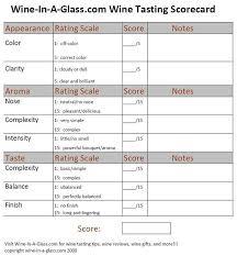 wine rating sheet free wine tasting sheet printable cheers cocktail hour