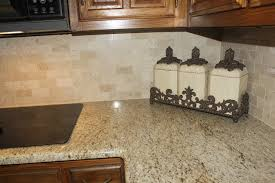 giallo ornamental granite countertop crema marfil backsplash kitchen austin