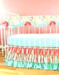mint crib bedding c crib bedding aqua and medium size of mint navy mint green elephant mint crib bedding