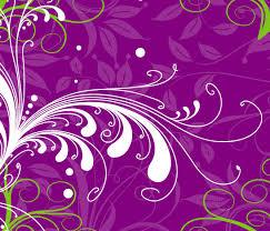 Purple Background Designs Swirl Flower In Purple Background Free Vector In Adobe
