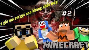 Minecraft Doremon Chú Mèo Máy Bựa Tập 2- NOBITA CHẾT VÌ XEM ANNABEOLEO :)))  - YouTube