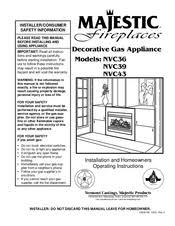 majestic fireplaces nvc36 manuals Majestic Fireplace Wiring Diagram majestic fireplaces nvc36 installation and homeowners operating instructions majestic fireplace wiring diagram