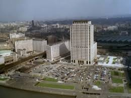 N The Shell Centre In 1963 Just Look At That Car Park