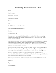 Cover Letter For Scholarship Sample Cover Letter Entry Level