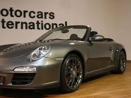 2012 Porsche 911 Carrera 4 GTS Cabriolet