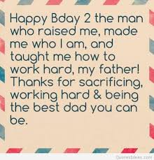 Birthday Quotes For Dad Custom Dad Birthday Quotes