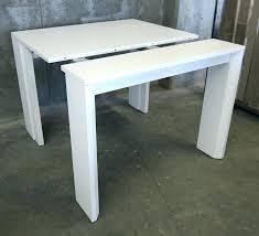 expandable console table. Expandable Console Dining Table Extendable Deco C